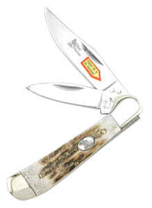 Frost Cutlery  Copperhead  Brown  Stainless Steel  6 in. Pocket Knife