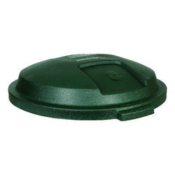 Rubbermaid  Plastic  Garbage Can Lid  Lid Included