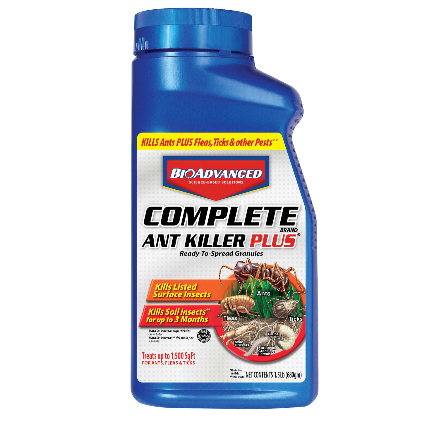 BioAdvanced  Insect Killer  1.5 lb.
