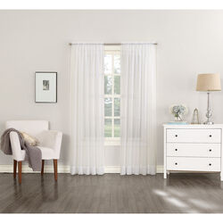 No. 918  Tangiers  Ivory  Curtains  118 in. W x 84 in. L