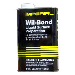 Imperial Wil-Bond 1 qt. Liquid Surface Preparation