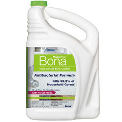 Bona Power Plus Floor Cleaner Refill Liquid 128 oz.