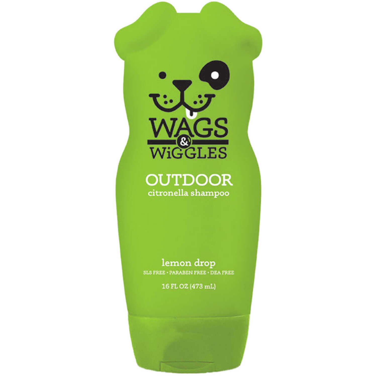 Fetch - Wags & Wiggles  Fetch  For Dog Green  Citronella Shampoo  16 oz. 1 pk