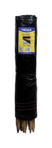 Tenax  36 in. H x 100 ft. L Polypropylene  Silt  Fence  Black