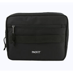PACKIT  Lunch Bag Cooler  3.5 L Black