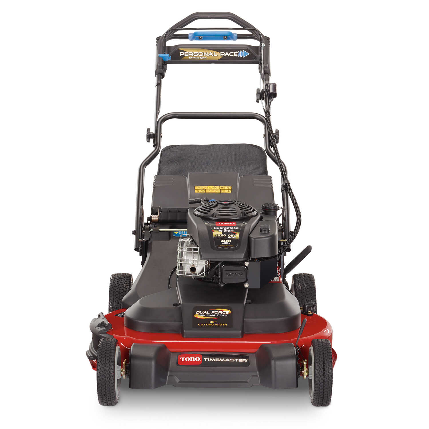 Toro Personal Pace TimeMaster 30 in  W 223 cc Self-Propelled