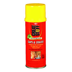 Great Stuff  Gaps & Cracks  Ivory  Polyurethane Foam  Insulating Sealant  12 oz.