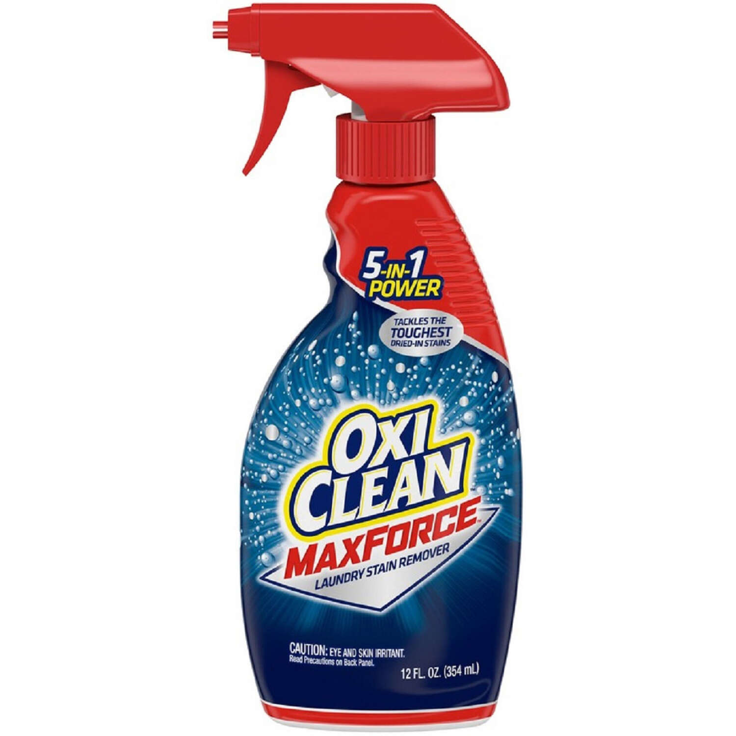 OxiClean  No Scent Laundry Stain Remover  Liquid  12 oz.