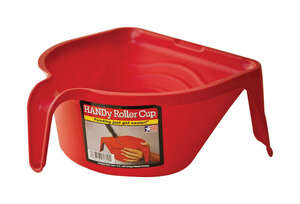HANDy  Red  Plastic  Paint Pail  1 pt.