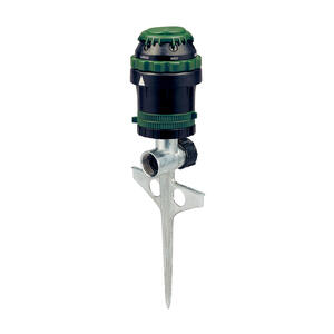 Orbit  H2O Six  Zinc  Spike Base  Sprinkler  5026 sq. ft.