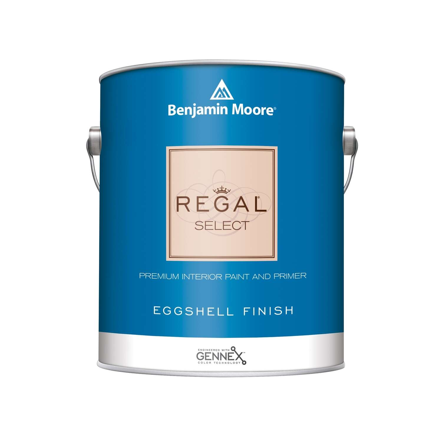 Benjamin Moore  Regal  Eggshell  Base 2  Acrylic  Paint  Indoor  1 gal.