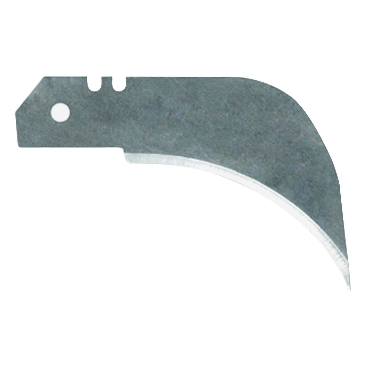Ace  Linoleum  2.24 in. L x 0.024 in.  Carbon Steel  Hook  Replacement Blade  1 pk