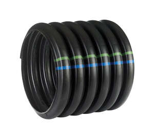 ADS  N-12  Black  Polyethylene  Culvert Pipe
