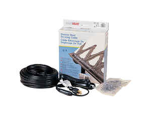 Easy Heat  ADKS  20 ft. L De-Icing Cable  For Roof and Gutter