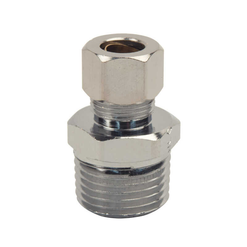 BrassCraft  Plumb Shop  Brass  Compression Adapter