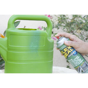 Flex Seal  Satin  Green  Rubber Spray Sealant  14 oz.