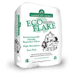 Americas Choice  Eco Flake  5.5 cu. ft. Wood  Animal Bedding