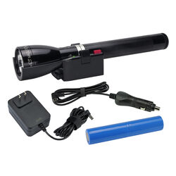 Maglite  ML150LR  1082 lumens Black  LED  Rechargeable Flashlight  LifePO4 Battery