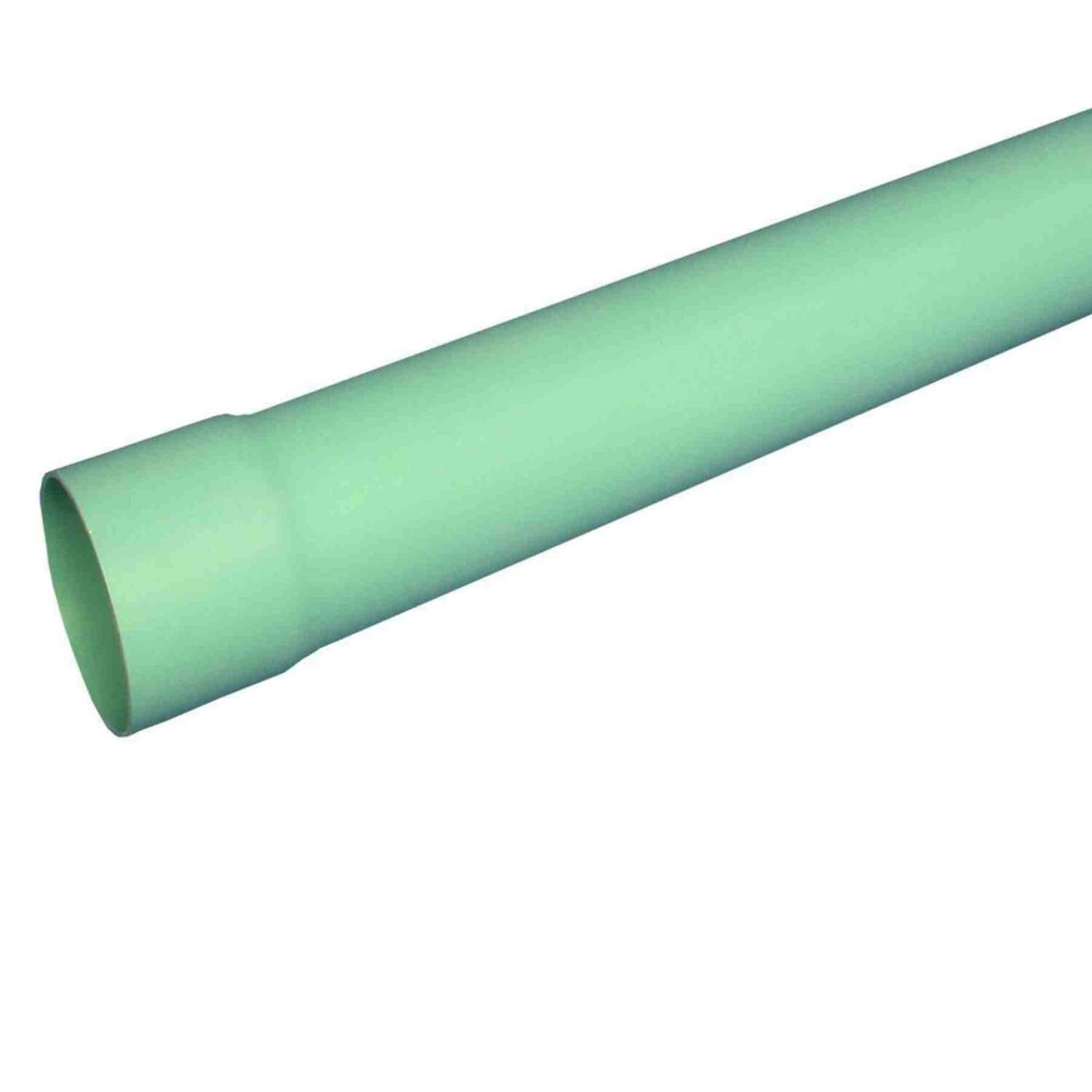 Cresline  4 in. Dia. Bell  PVC  Sewer Main  SDR35