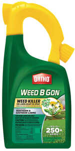 Ortho  Weed B Gon  RTS Hose-End Concentrate  Weed Killer  32 oz.