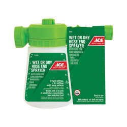 Ace Wet/Dry 50 oz. Sprayer Hose End Sprayer