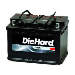 DieHard  730 CCA 12 volt Automotive Battery