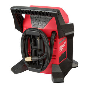 Milwaukee  M12  1 gal. Vertical  Portable Hand-Held Air Compressor  120 psi 0.25 hp