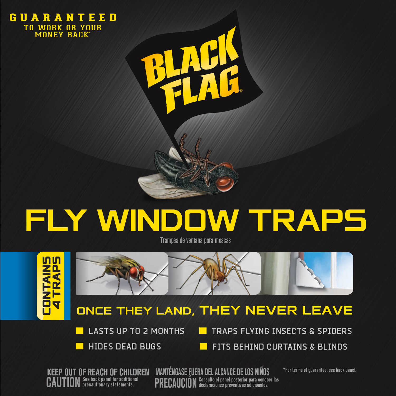 Black Flag  Fly Trap