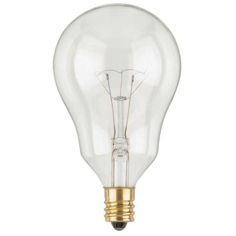 Westinghouse 60 watts A15 Ceiling Fan Incandescent Bulb 570 lumens 2