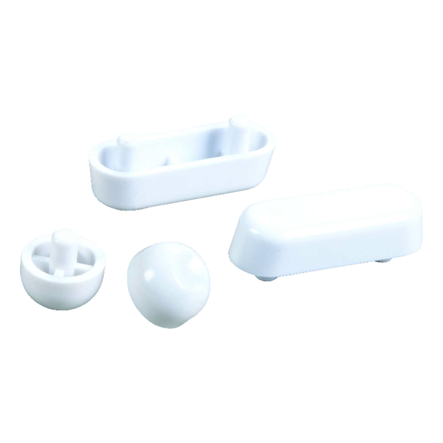 Ace  Toilet Seat Bumpers  Plastic