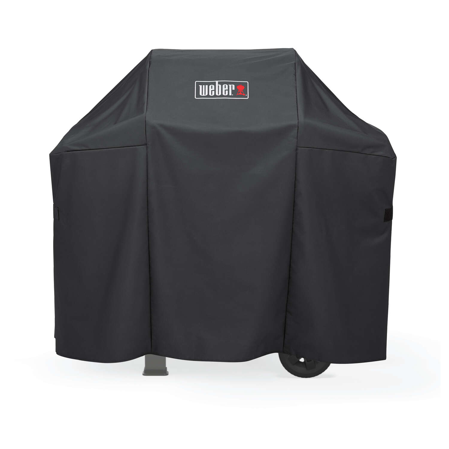 Weber Black Grill Cover For Spirit 200 and Spirit II 200 Series Gas Grills 48 in. W x 42 in. H