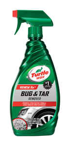 Turtle Wax  Fiberglass  Bug and Tar Remover  16 oz. Bottle