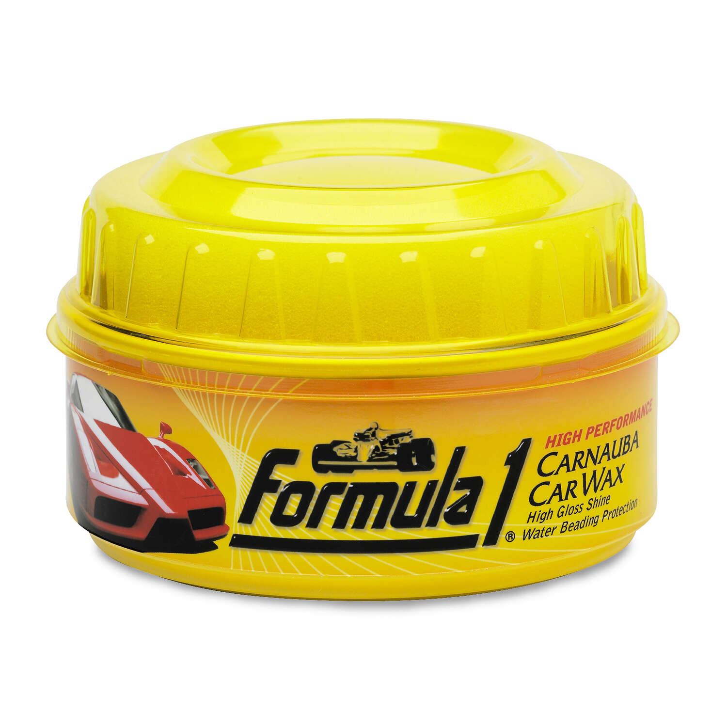 Formula 1  Paste  Automobile Wax  12 oz. For Hand