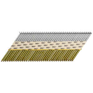 Senco  ProHead  34 deg. 16 Ga. Smooth Shank  Angled Strip  Framing Nails  3 in. L x 0.13 in. Dia. 50