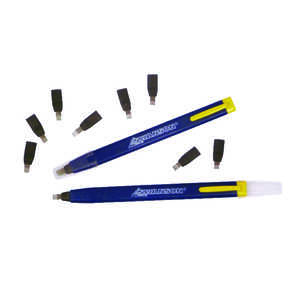 Swanson  Always Sharp  7.88 in. W x 0.8 in. L Carpenter Pencil  Gray  Wood  10 pc.