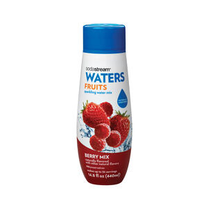 Sodastream  Waters Fruits  Berry Mix  Sparkling Water Mix  14.8 oz. 1 pk