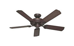 Hunter Fan  52 in. New Bronze  Outdoor  Ceiling Fan