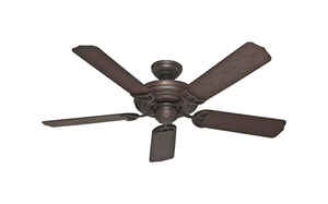 Hunter Fan  52 in. 5 blade Outdoor  New Bronze  Ceiling Fan