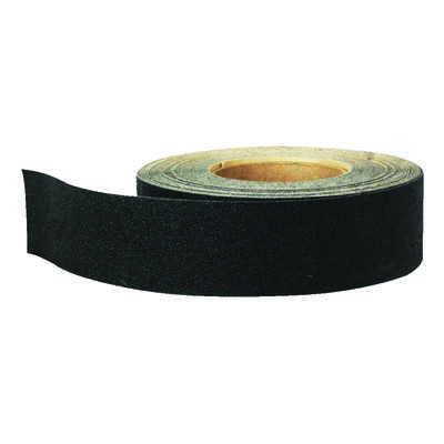 3M  Black  Anti-Slip Tape  2 in. W x 60 ft. L 1 pk