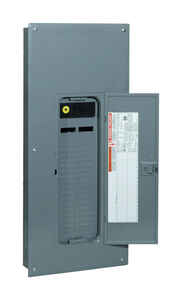 Square D  QO  200 amps 120/240 volts 42 space 42 circuits Combination Mount  Main Breaker Load Cente