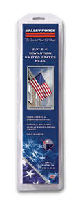 Valley Forge  American  Flag  48 in. W