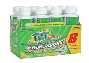 Camco  TST Singles  Toilet Treatment  8 pk