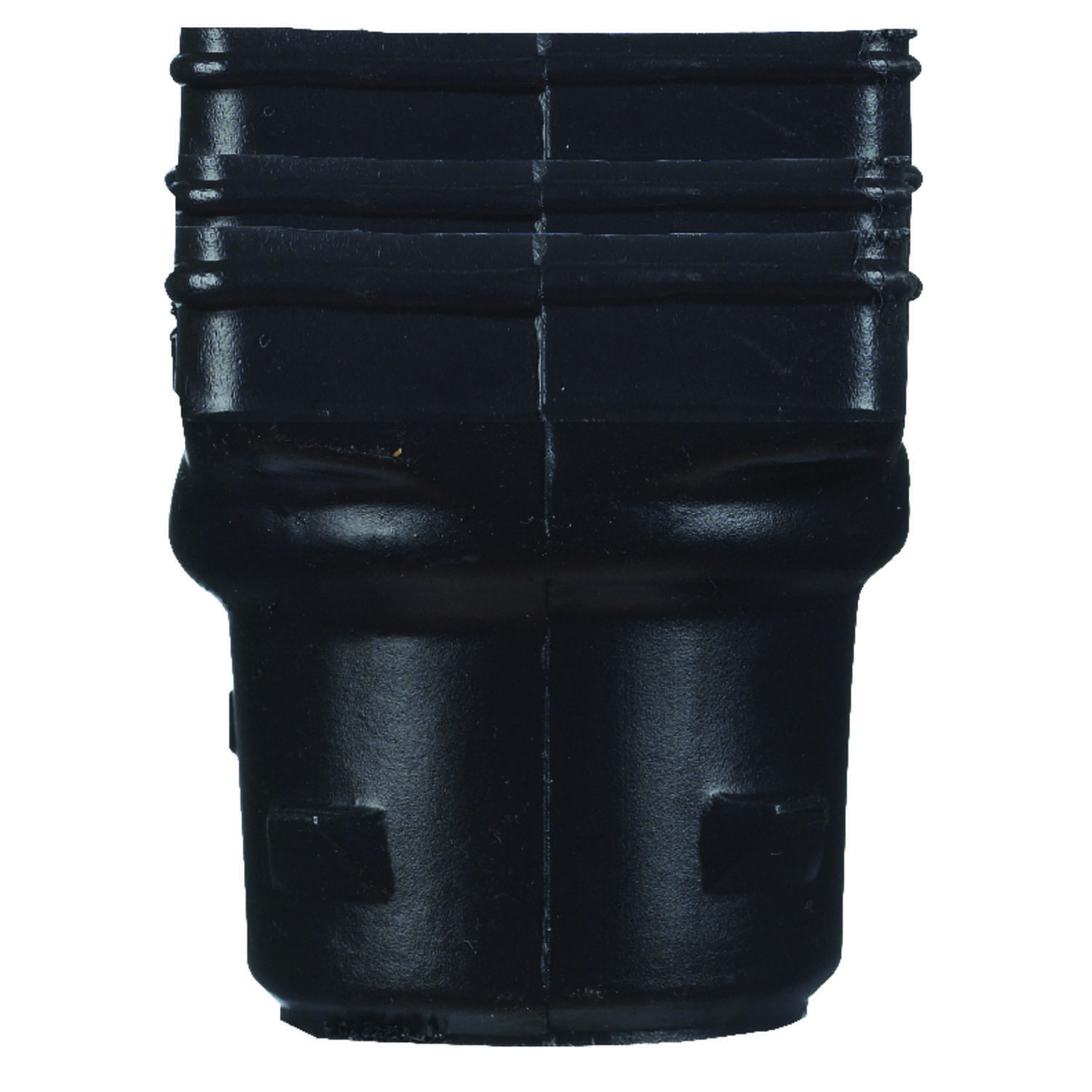 ADS  3-1/4 in. 2 in. Dia. Downspout Adapter