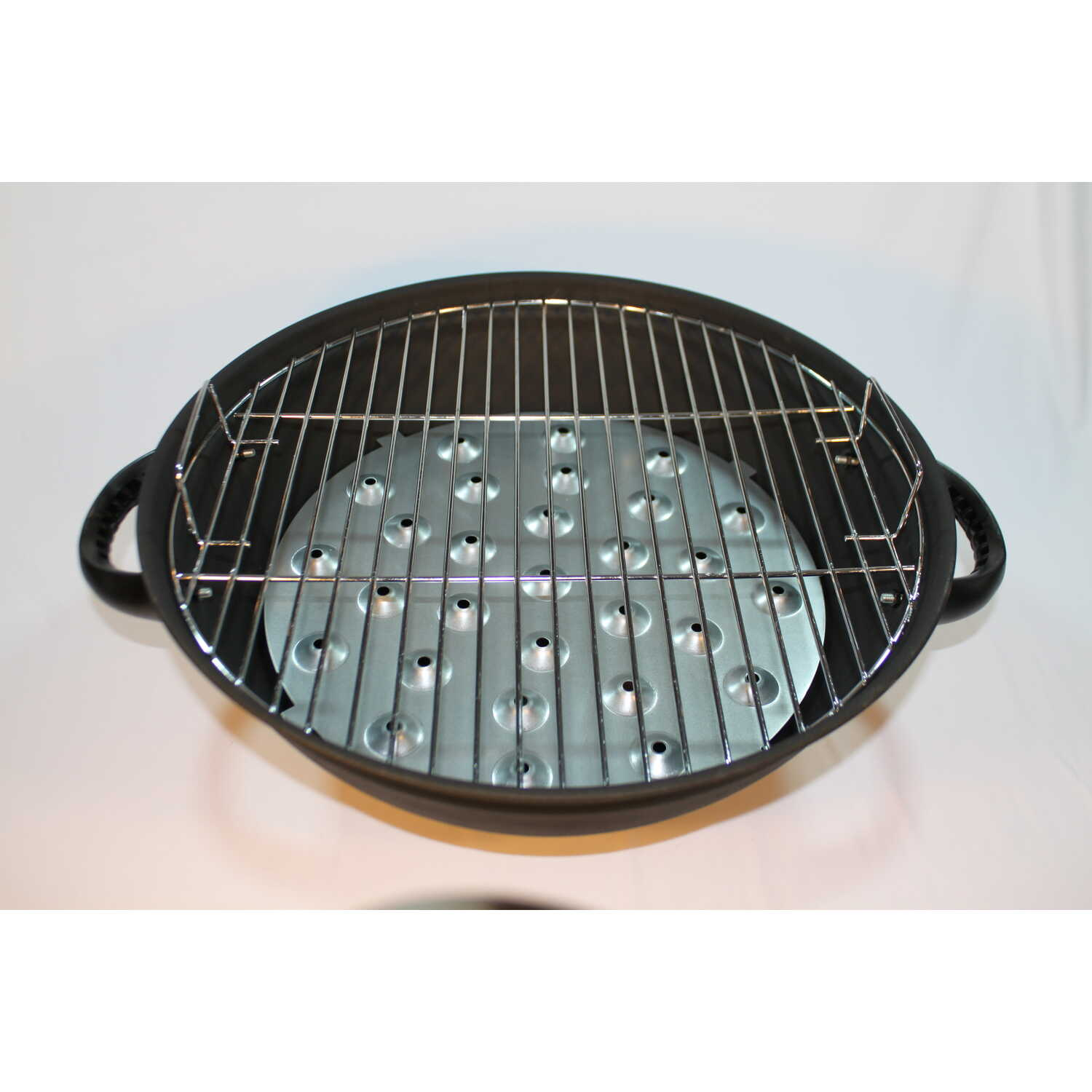 QSTOVES  Round  Wood Pellet  Cooking Grate