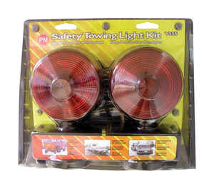 Peterson  Magnetic  Mounting  Towing Light Kit