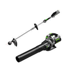 EGO Power+ Professional Grade .095 in. Dia. Leaf Blower/String Trimmer Kit