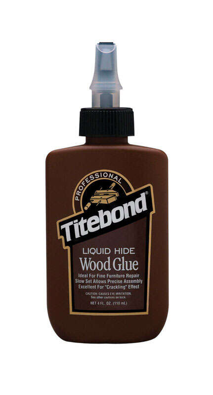 Titebond  Translucent  Wood Glue  4 oz.