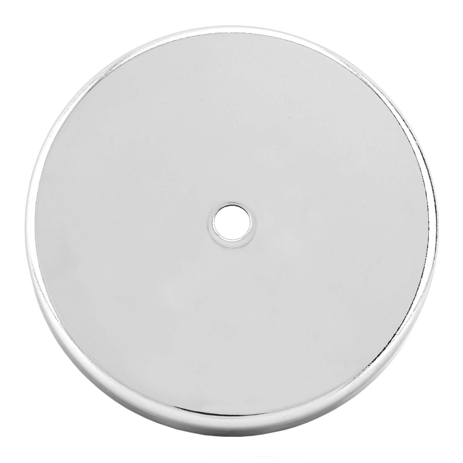 Master Magnetics  The Magnet Source  .303 in. Ceramic  Round Base  Round Base Magnet  3.4 MGOe Silve
