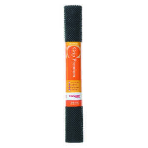 Con-Tact  Grip Premium  4 ft. L x 20 in. W Black  Non-Adhesive  Liner