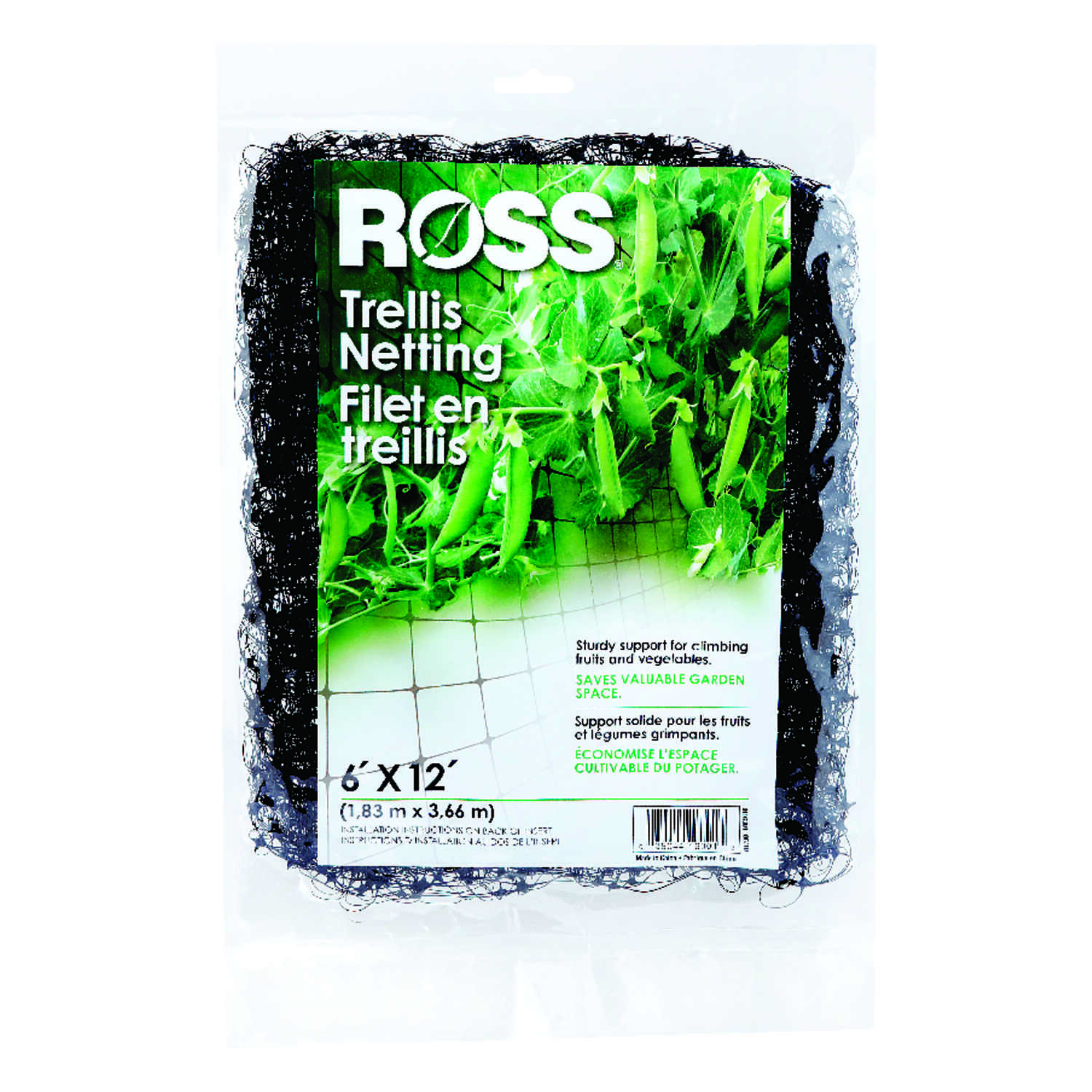 Ross  Trellis Netting  1 pk
